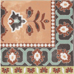 Керамогранит ABK Play Carpet Mix Multicolor 20x20