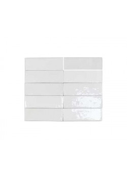 Плитка DNA SAFI White 5.2x16