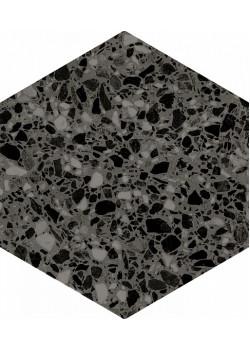 Керамогранит DNA Terrazzo Graphite 32x36.8