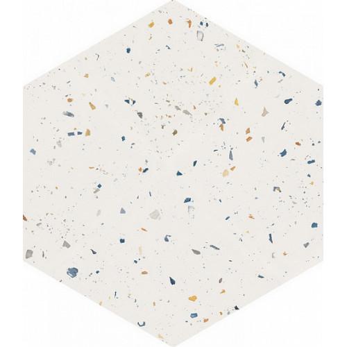 Керамогранит DNA Terrazzo White Colours 32x36.8