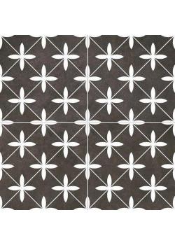 Плитка Dual Gres Chic Poole Black 45x45