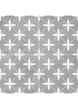 Плитка Dual Gres Chic Poole Grey 45x45