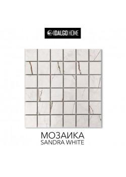 Мозаика Idalgo Sandra White 30x30 (5x5)