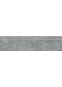 Ступень Idalgo Cement Dark Grey 120x30 SR