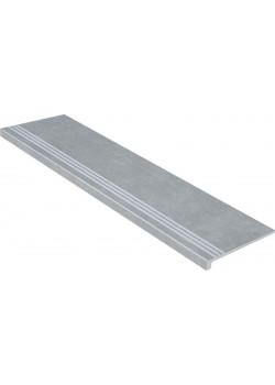 Ступень Idalgo Cement Grey Lux 120x32 SR