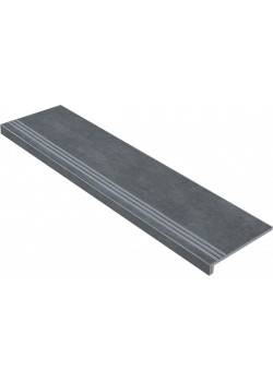 Ступень Idalgo Cement Dark Grey Lux 120x32 SR