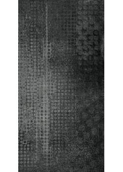 Керамогранит Idalgo Oxido Black Decor 120x60 LLR