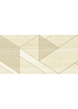 Плитка Italon Charme Advance Alabastro Inserto Golden Line 40x80