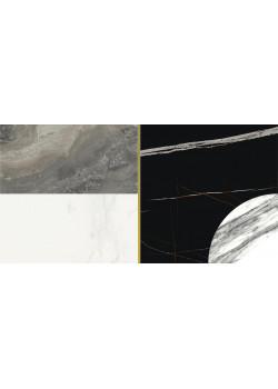 Плитка Italon Charme Deluxe Inserto Deco Michelangelo 40x80