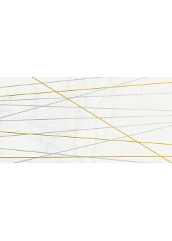 Плитка Italon Charme Deluxe Inserto Golden Line Michelangelo 40x80