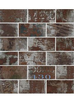 Плитка Tau Corten Nunzia A 11.2x22.4