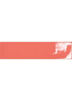 Плитка Tau Maiolica Coral 7.5x30 Gloss