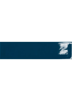 Плитка Tau Maiolica RoyalBlue 7.5x30 Gloss
