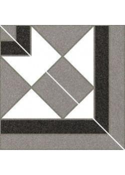 Плитка Vives Cantonera Basildon Blanco 15.8x15.8 (Угол)