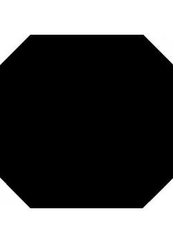 Керамогранит Vives Octógono Negro 31.6x31.6