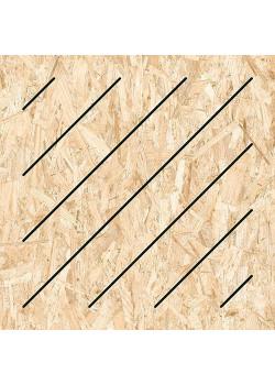 Керамогранит Vives Masai-R Natural Grafito 59.3x59.3 (Несколько рисунков)
