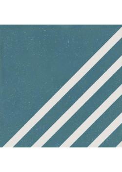 Керамогранит Wow Boreal Dash Decor Blue 18.5x18.5