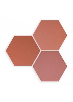 Керамогранит Wow Hexa Six Coral 14x16