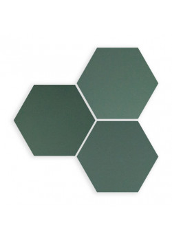 Керамогранит Wow Hexa Six Green 14x16