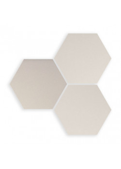 Керамогранит Wow Hexa Six White 14x16