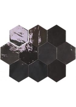 Плитка Wow Zellige Hexa Graphite 10.8x12.4