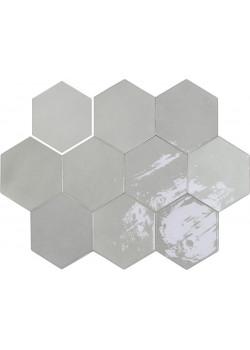 Плитка Wow Zellige Hexa Grey 10.8x12.4