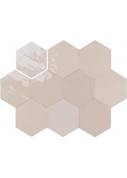 Плитка Wow Zellige Hexa Nude 10.8x12.4