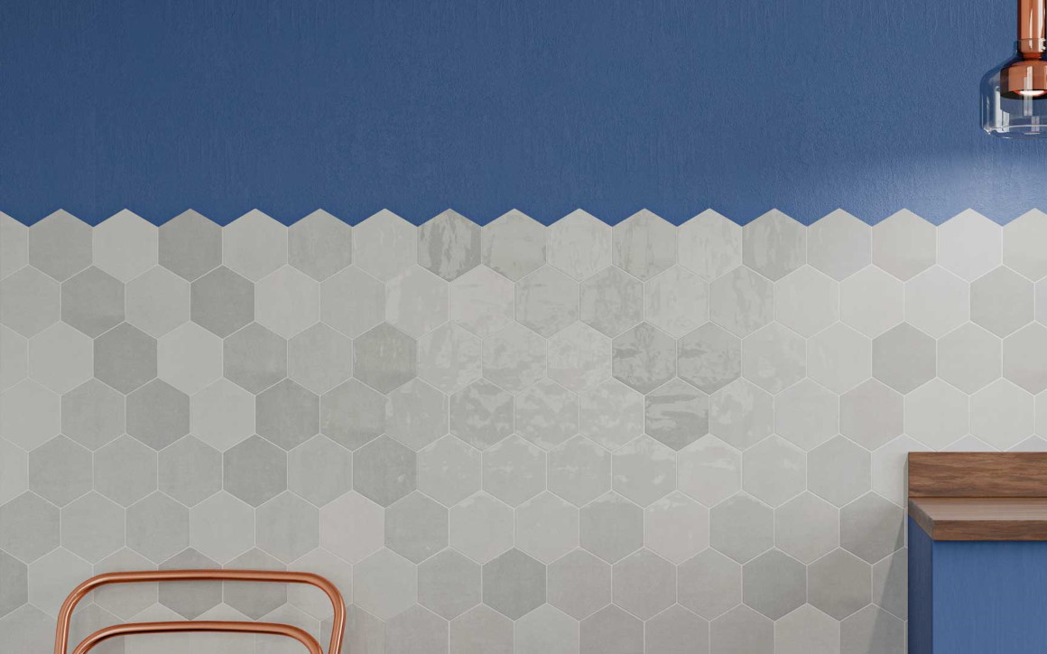 Plitka Wow zellige hexa